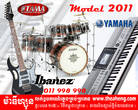Supply . Wholesale . Retail  Since 1982   Guitar, Digital Keyboard, Drum, Wind instrument, Violin, Tamporine, Maracas, Harmonica, Flute ext……..      We have an international brand with the good price such as..  For Guitar        : Gibson, Fender, Ibanez, Yamaha, OscarChmidt by Washburn ext…     For Keyboard  : Yamaha, Casio ext…         Drum                : Tama, Baojia, Jinbao ext…  Used Product   : Container From Japanese, USA ext... Acoustic guitar, Electric guitar, Speaker for guitar, Digital keyboard, Piano ext… New Product    : The product are imported directly from factories..